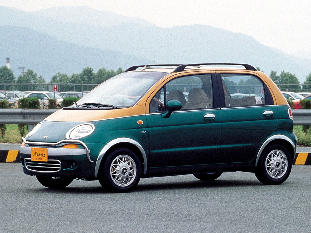 Daewoo d'Arts Style Concept (1997)