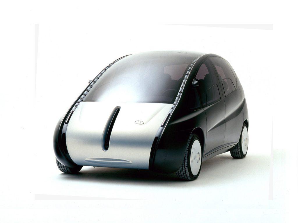 Daewoo DACC II Concept (1995)