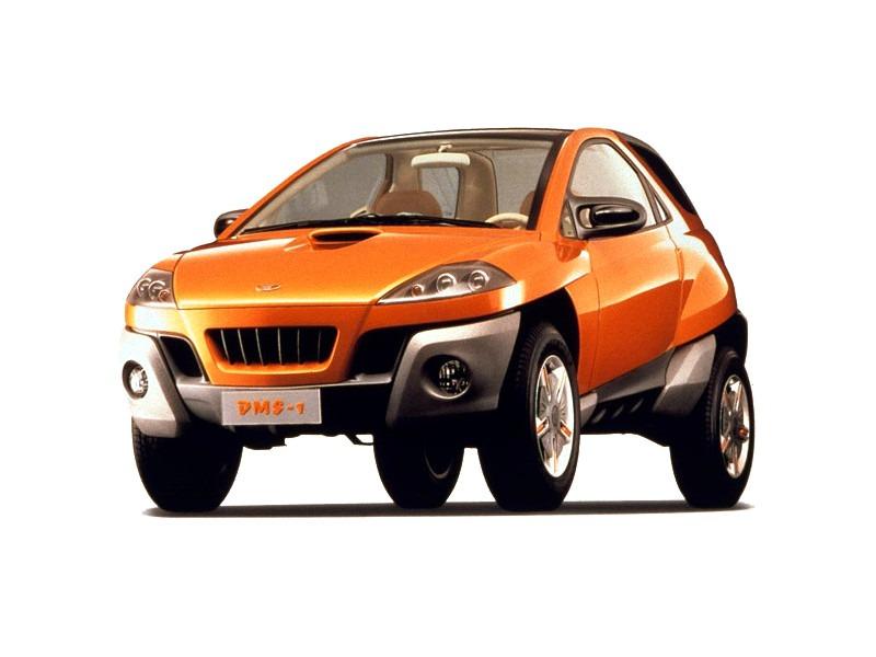Daewoo DMS-1 Concept (1999)