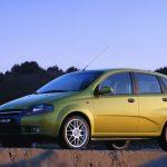 Daewoo Kalos Concept 5-door (T200) (2002)