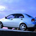 Daewoo Kalos Concept Sedan (T200) (2002)