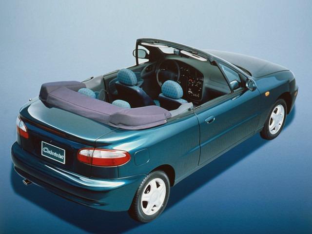 Daewoo Lanos Cabriolet Concept (1997)
