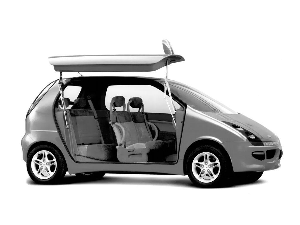 Daewoo Mantica Concept (1997)