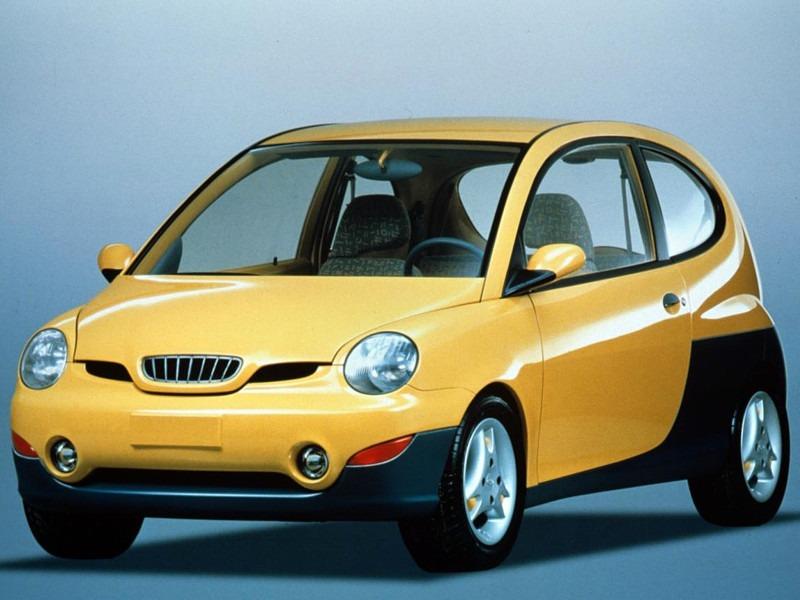 Daewoo Matiz Concept (1997)