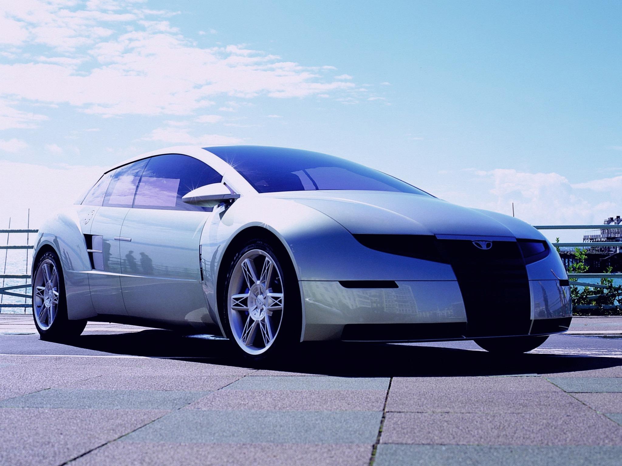 daewoo mirae concept 1999 old concept cars. Black Bedroom Furniture Sets. Home Design Ideas
