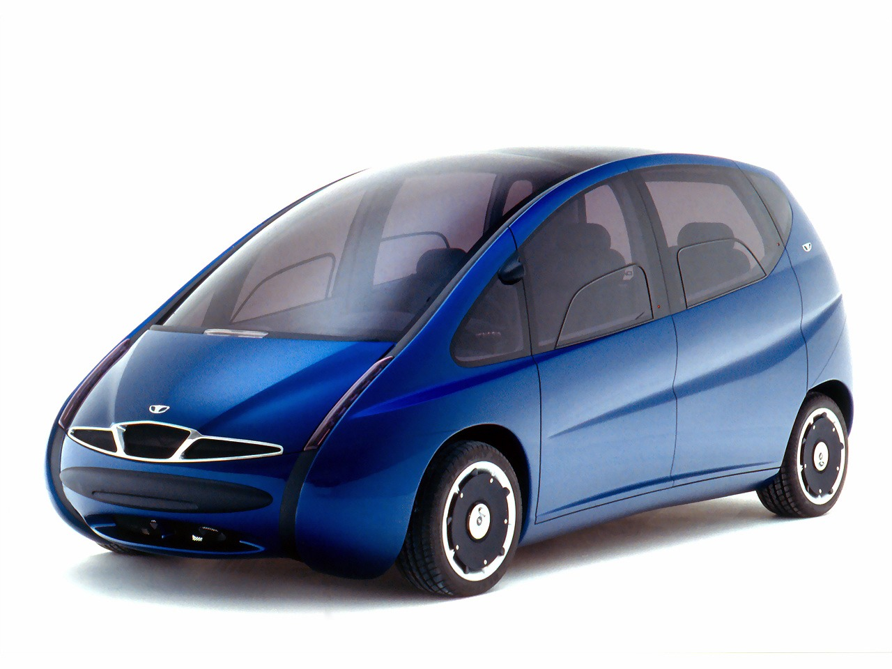 Daewoo No 2 Concept 1995 Old Concept Cars
