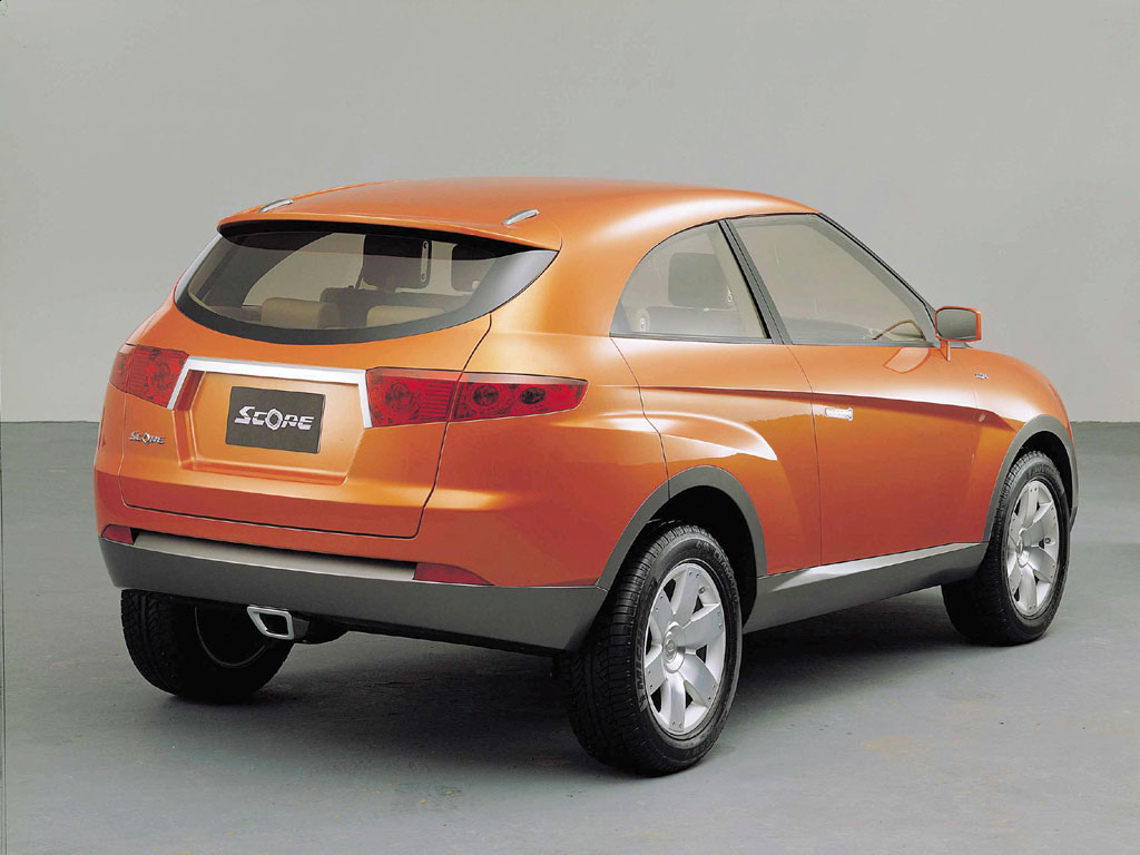 Volvo Near Me >> Daewoo Scope Concept (2003) - Old Concept Cars