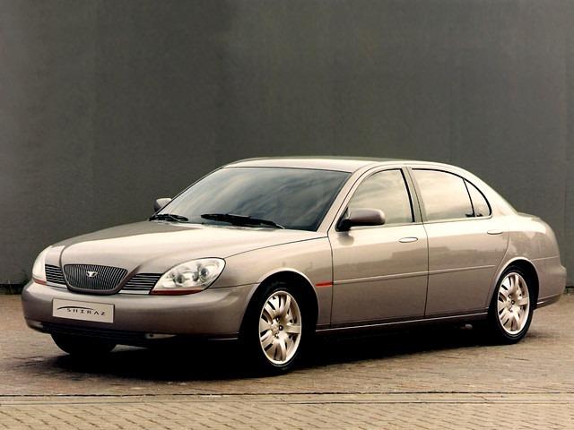 Daewoo Shiraz Concept (1997)