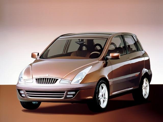 Daewoo Tacuma Concept (1997)