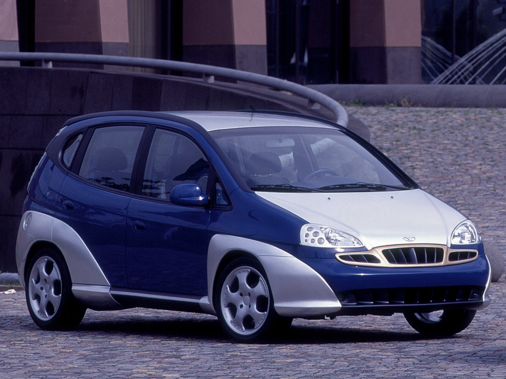Daewoo Tacuma Sport Concept (1999)