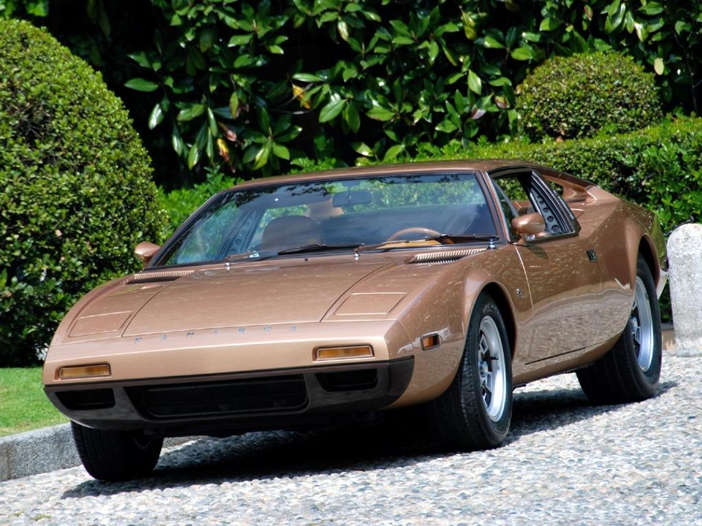 De Tomaso Montella Concept (1973)