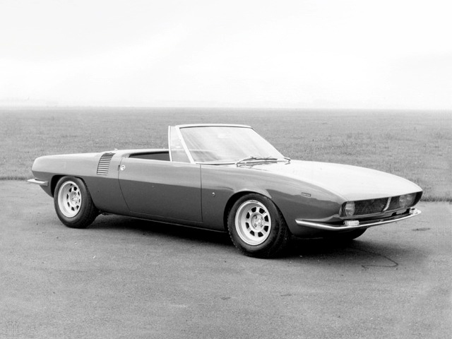 De Tomaso Pampero (1966)