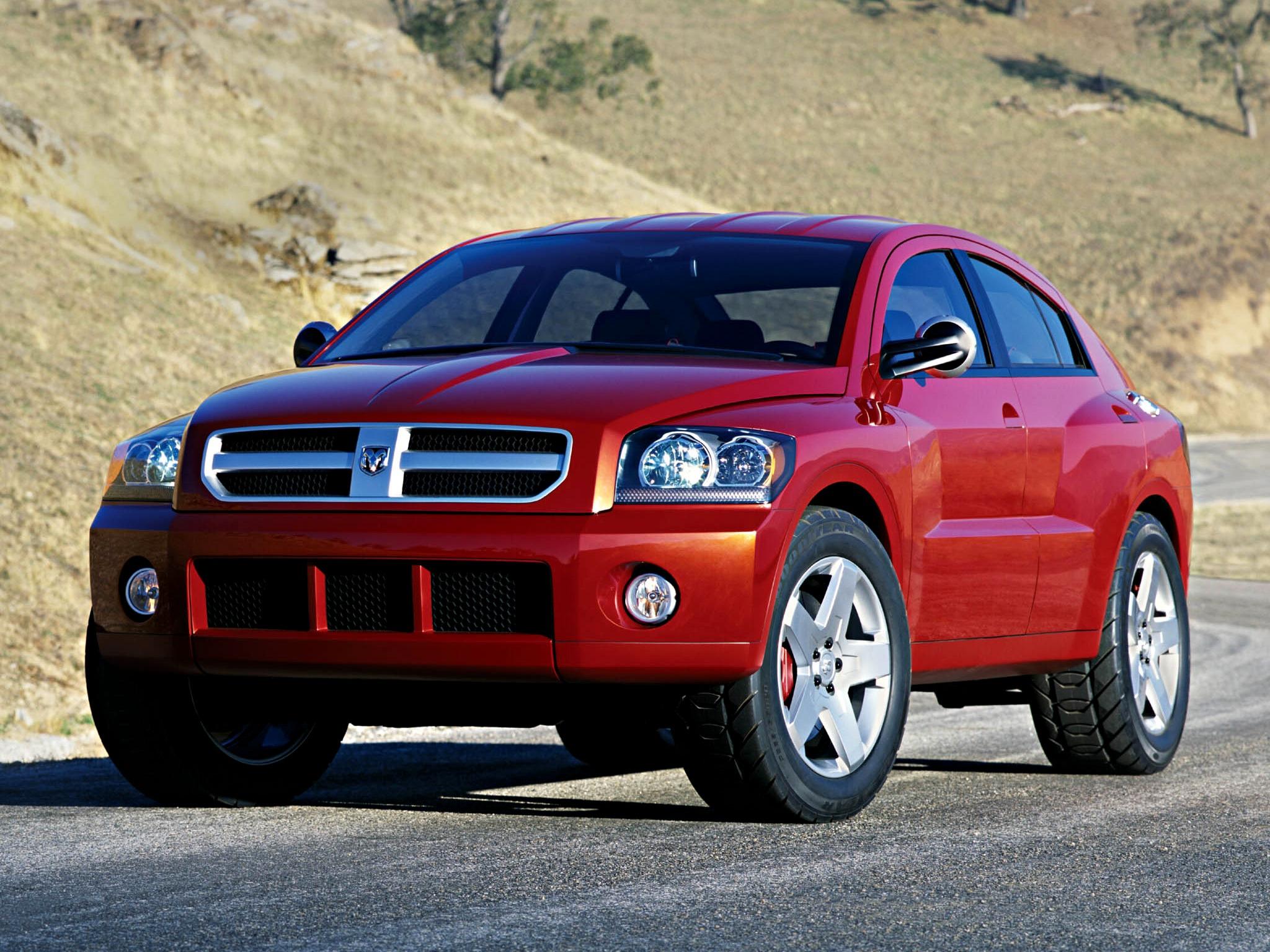Hyundai Dealer Near Me >> Dodge Avenger Concept (2003) - Old Concept Cars