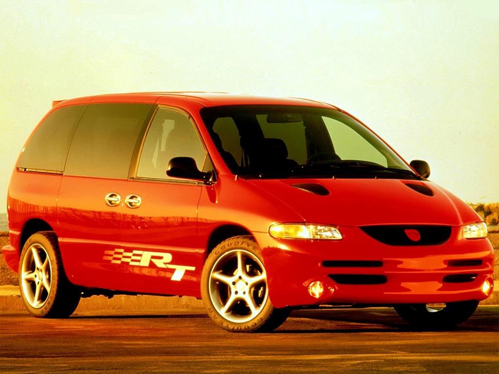 Dodge Caravan R/T Concept (1999)
