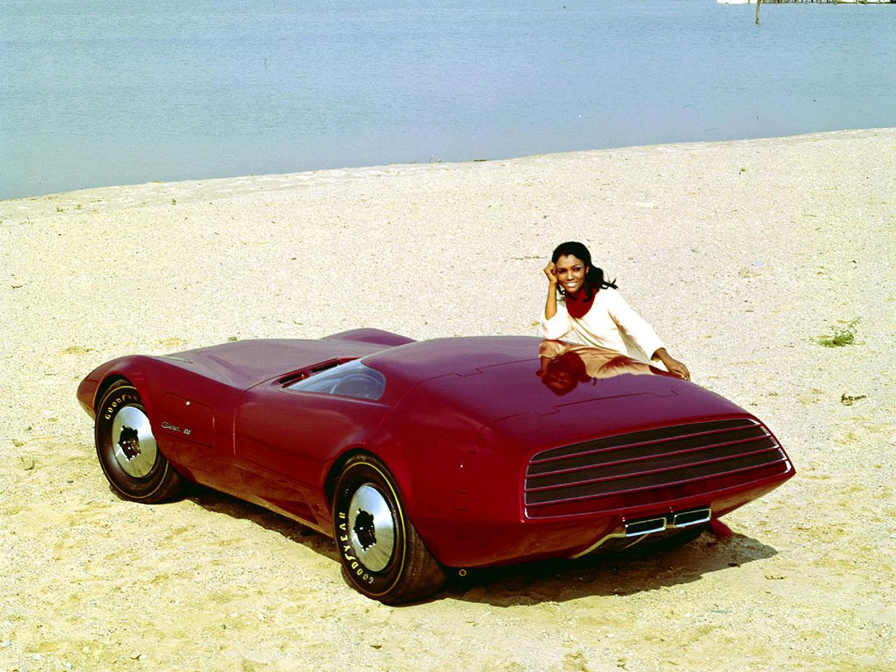 Dodge Charger Iii Concept Car 1968 Old Concept Cars