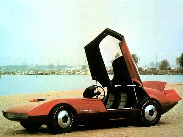 Who Owns Volvo >> Dodge Charger III Concept Car (1968) - Old Concept Cars