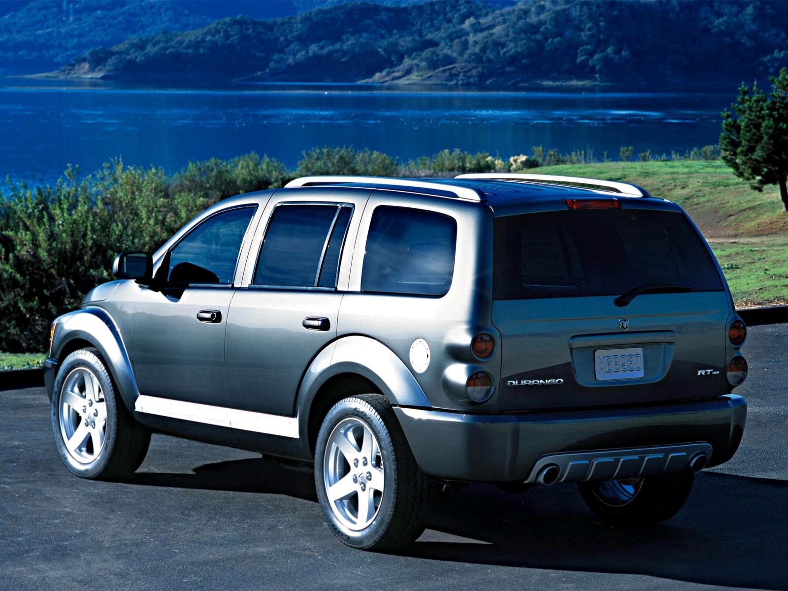 dodge durango hemi rt concept 2003 old concept cars. Black Bedroom Furniture Sets. Home Design Ideas