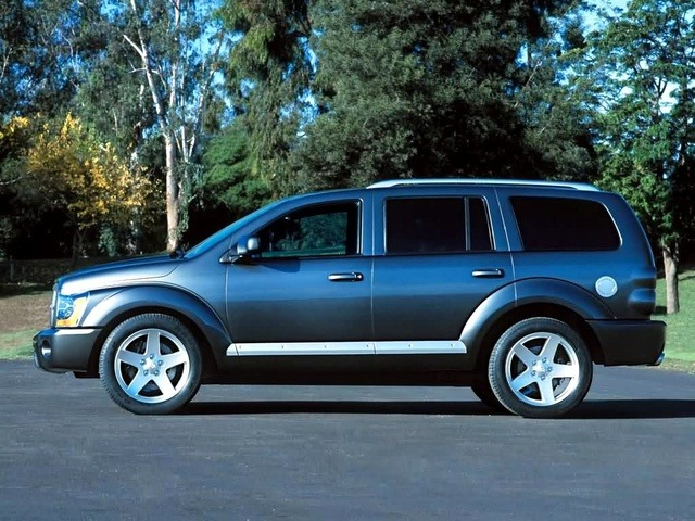 Dodge Durango Hemi Rt Concept 2003 Old Concept Cars