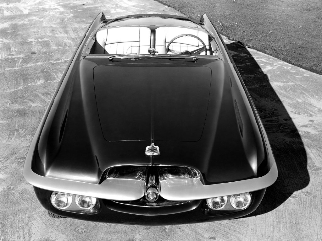 Dodge Firearrow I Roadster Concept Car (1953)
