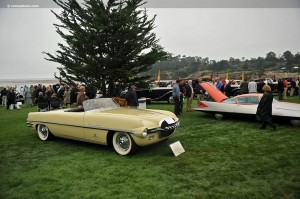 dodge firearrow ii roadster concept car 3 300x199 Dodge Firearrow II Roadster Concept Car (1954)