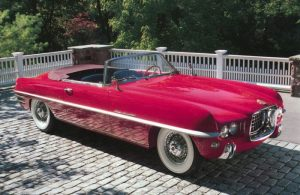 Dodge Firearrow II Roadster Concept Car (1954)
