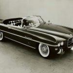 Dodge Firearrow IV Convertible Concept Car (1954)