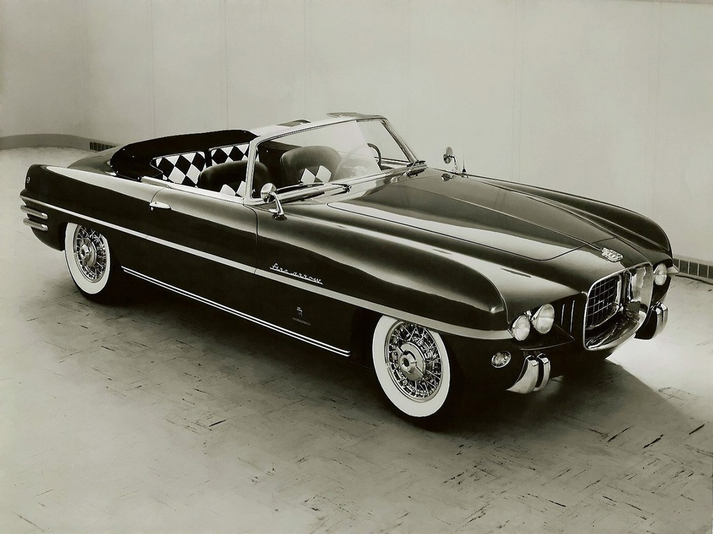Dodge Firearrow IV Convertible Concept Car (1954)
