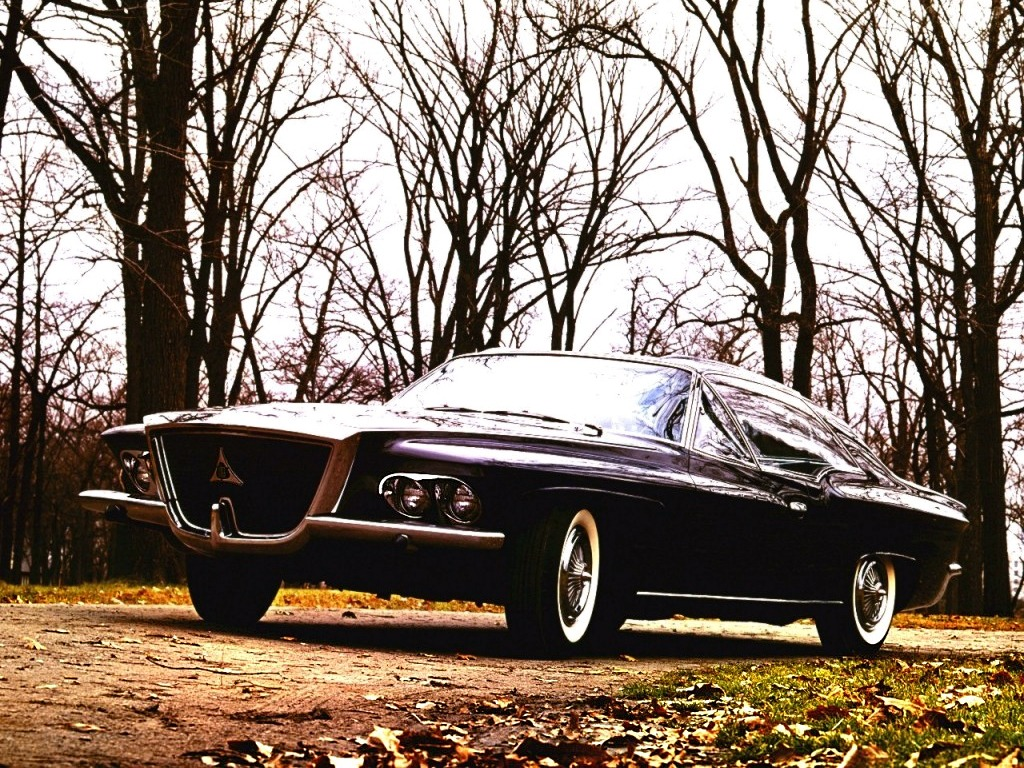 Dodge Flite wing Concept Car (1961)