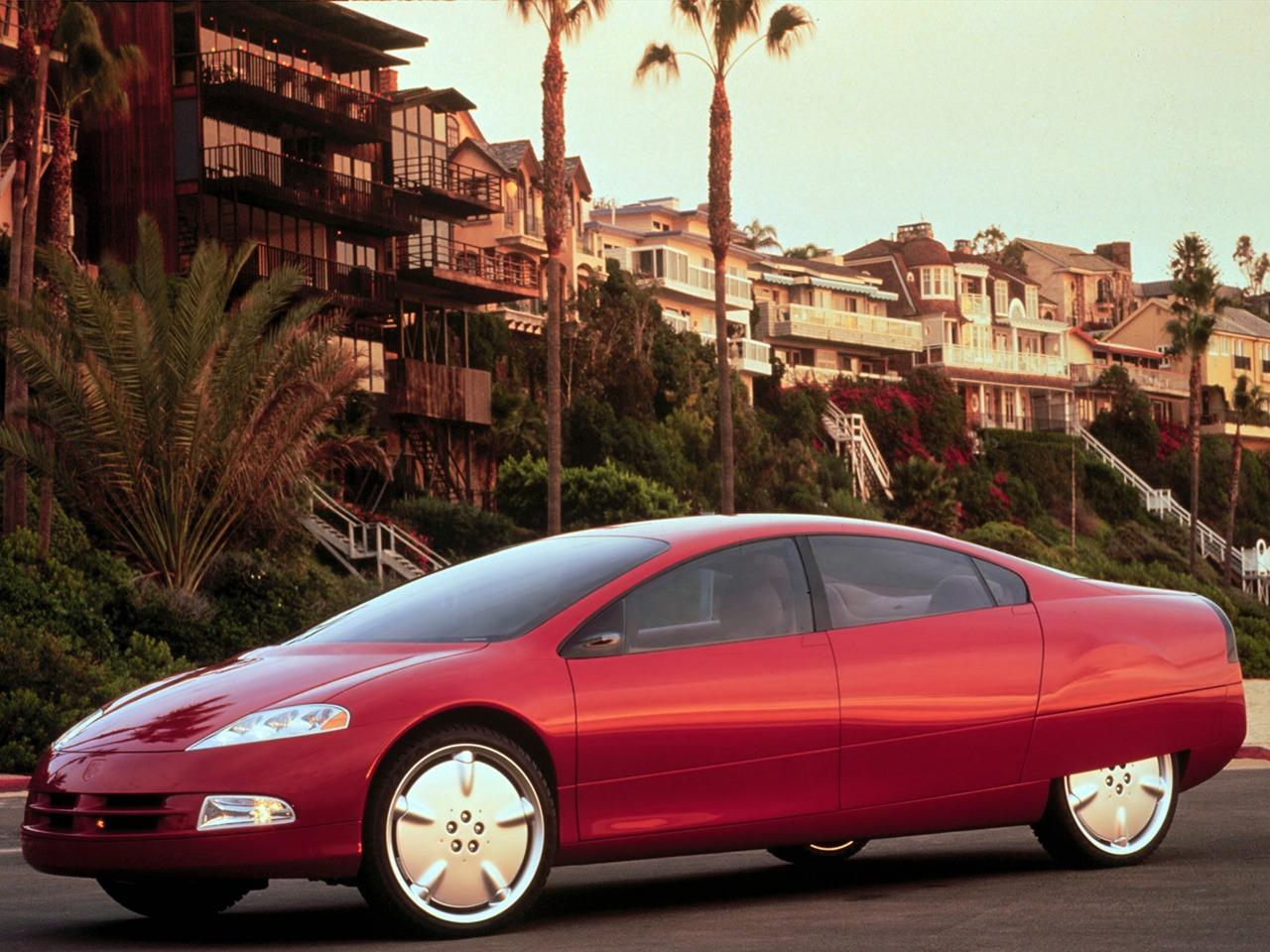 Dodge Intrepid Esx2 Concept 1998 Old Concept Cars
