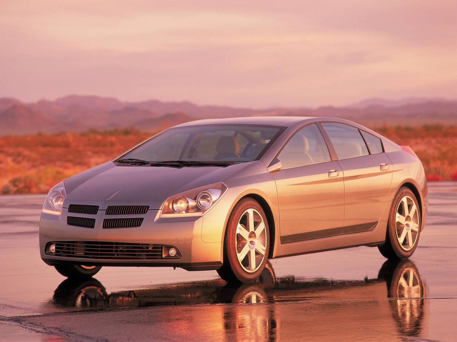 Hyundai Dealer Near Me >> Dodge Intrepid ESX3 Concept (2000) - Old Concept Cars