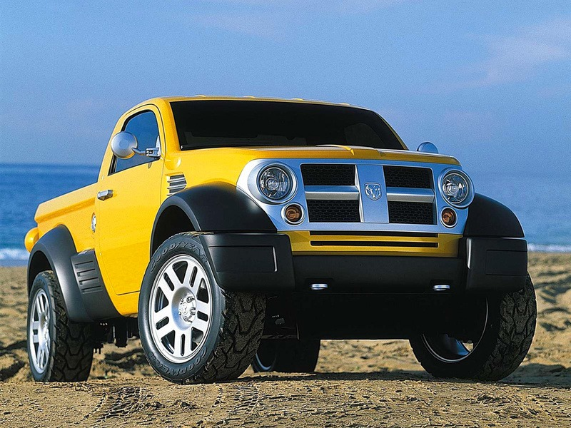 Dodge M80 Concept (2002) - Old Concept Cars