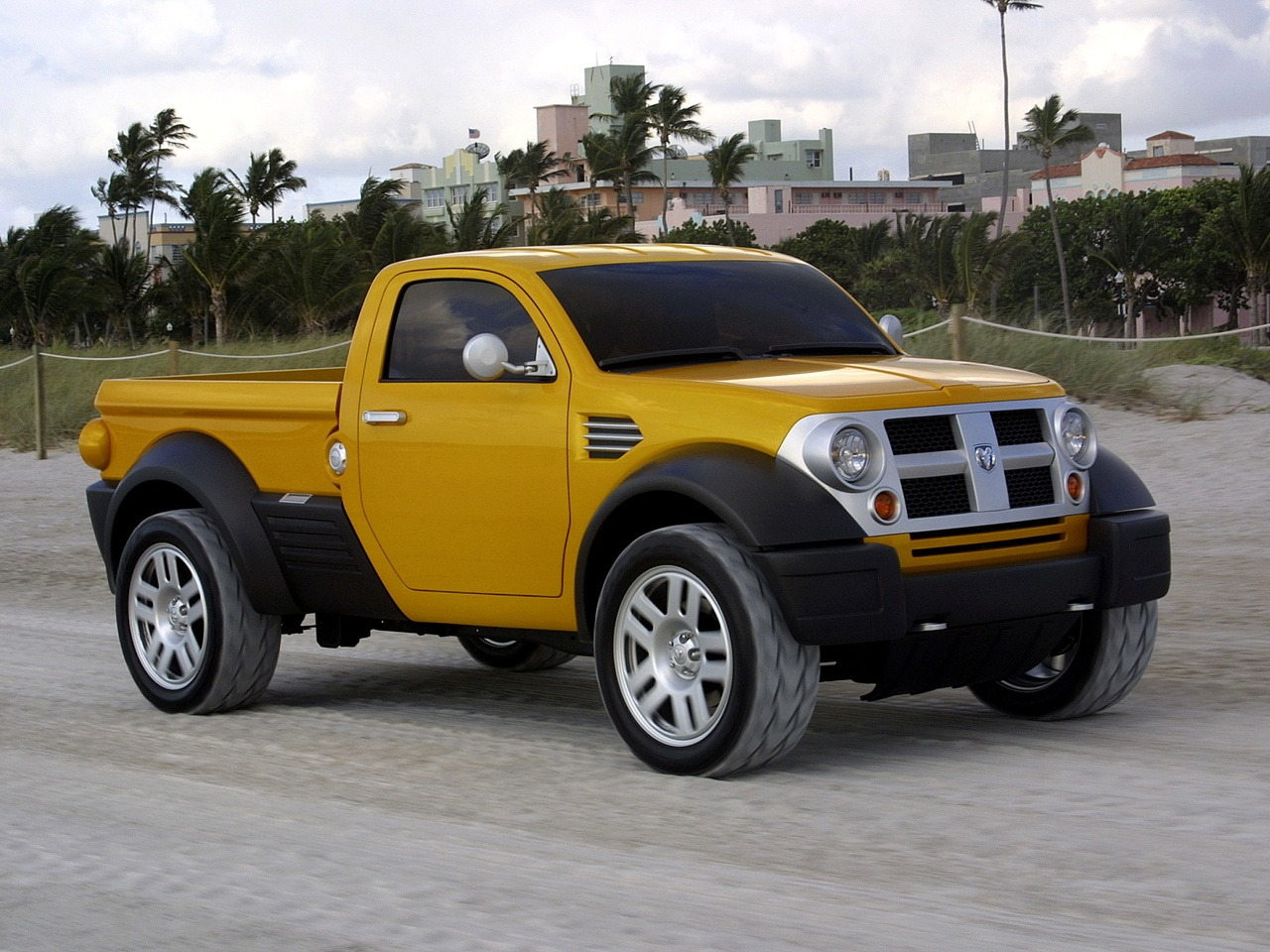 Dodge M80 Concept (2002)