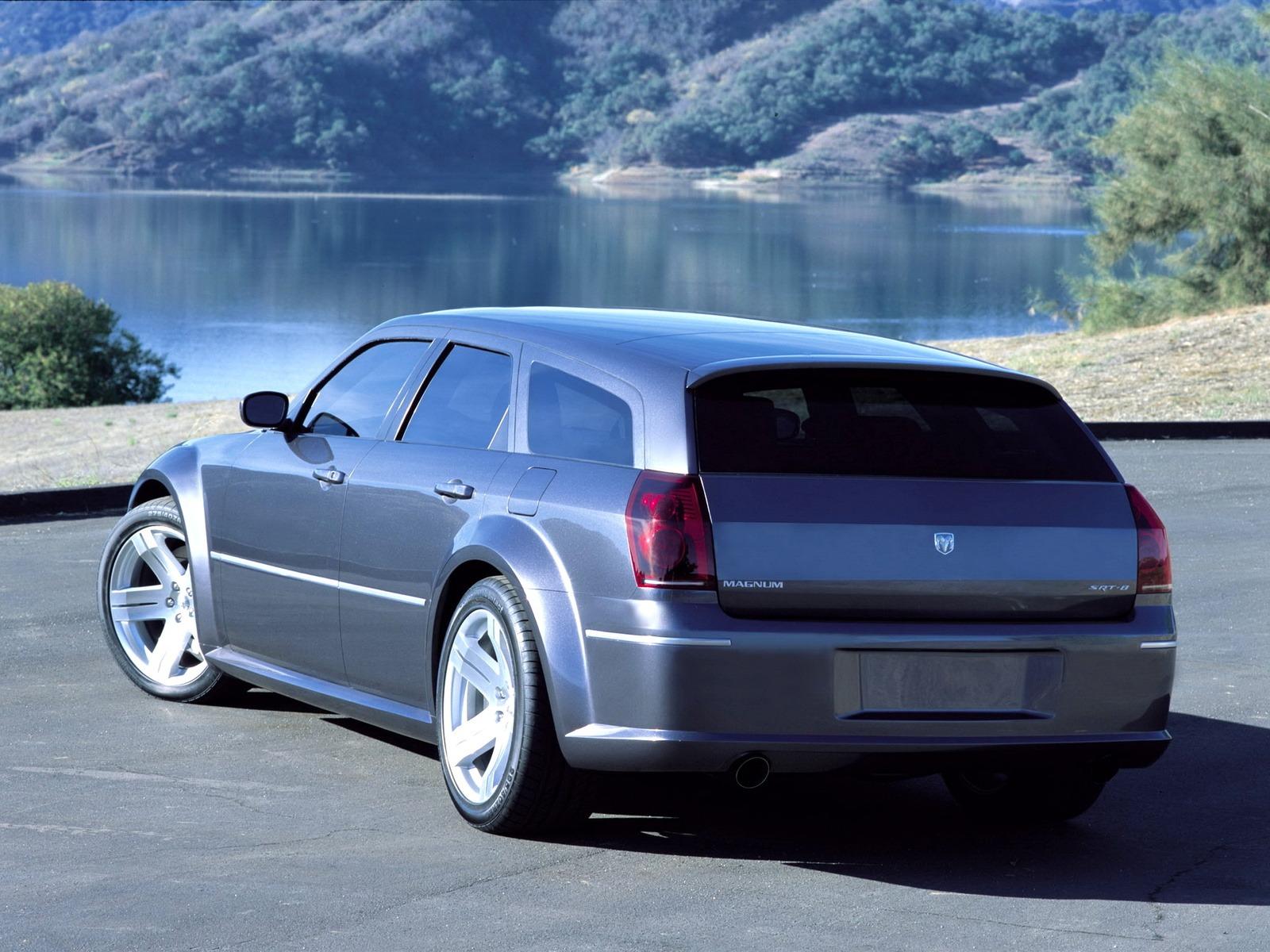 challeng-um? | Dodge magnum, Jeep srt8, Future concept cars |2014 Dodge Magnum Concept