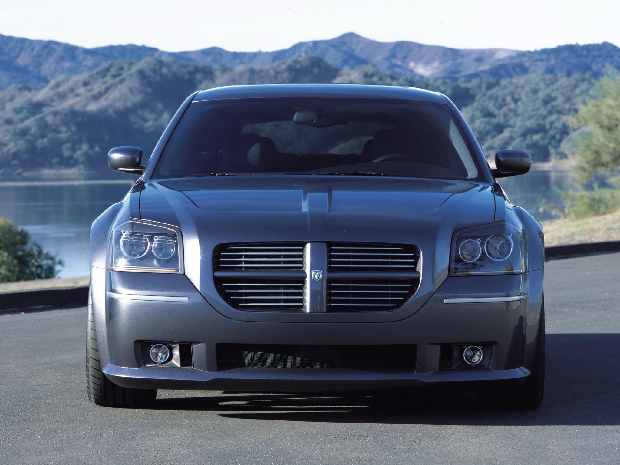 2007 Dodge Magnum | conceptcarz.com |2014 Dodge Magnum Concept
