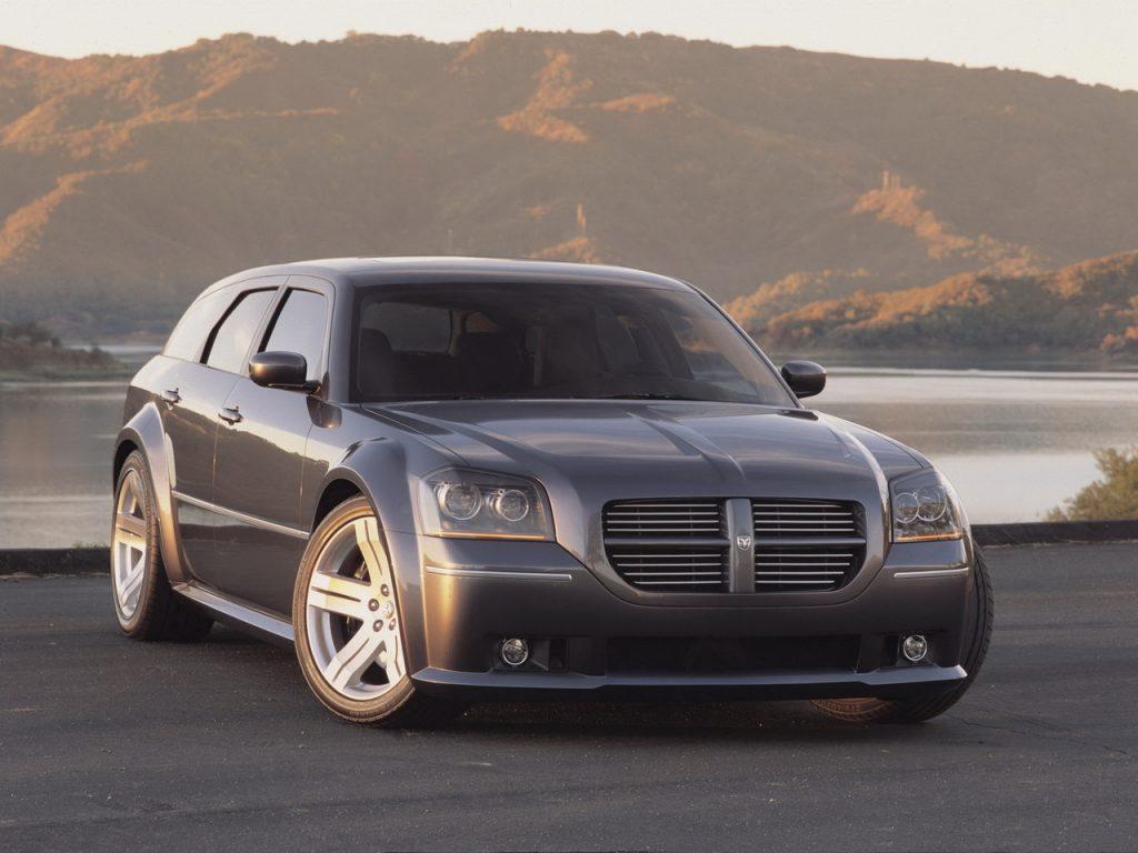 Dodge Magnum SRT-8 Concept (LX) (2003)