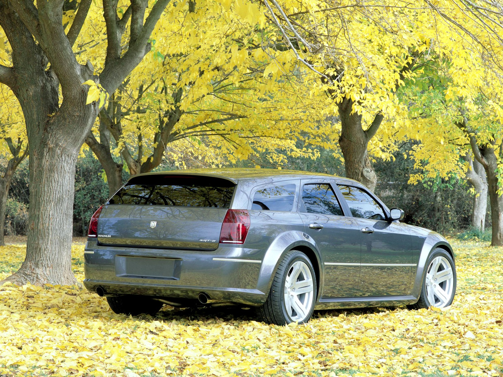 The Hansen Art Hellcat Charger Shooting Brake is the Dodge ... |2014 Dodge Magnum Concept