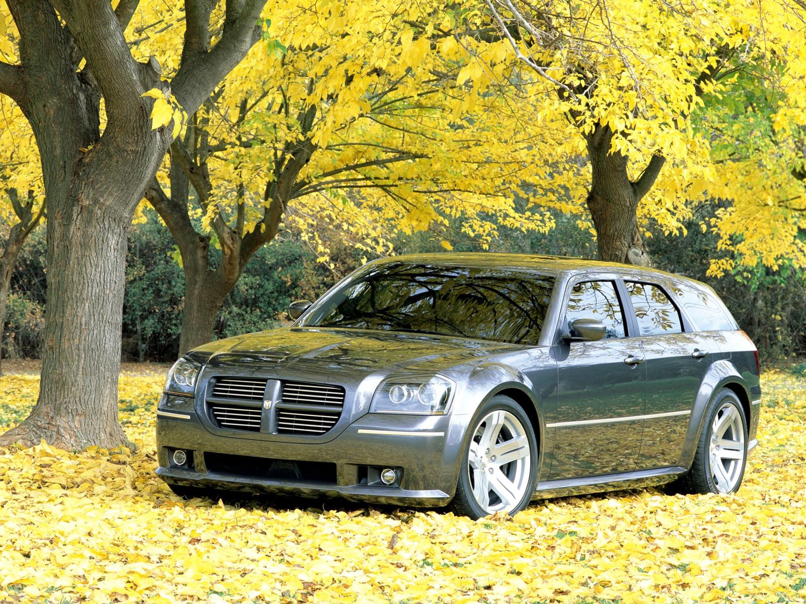 Chrysler Dealer Near Me >> Dodge Magnum SRT-8 Concept (LX) (2003) - Old Concept Cars