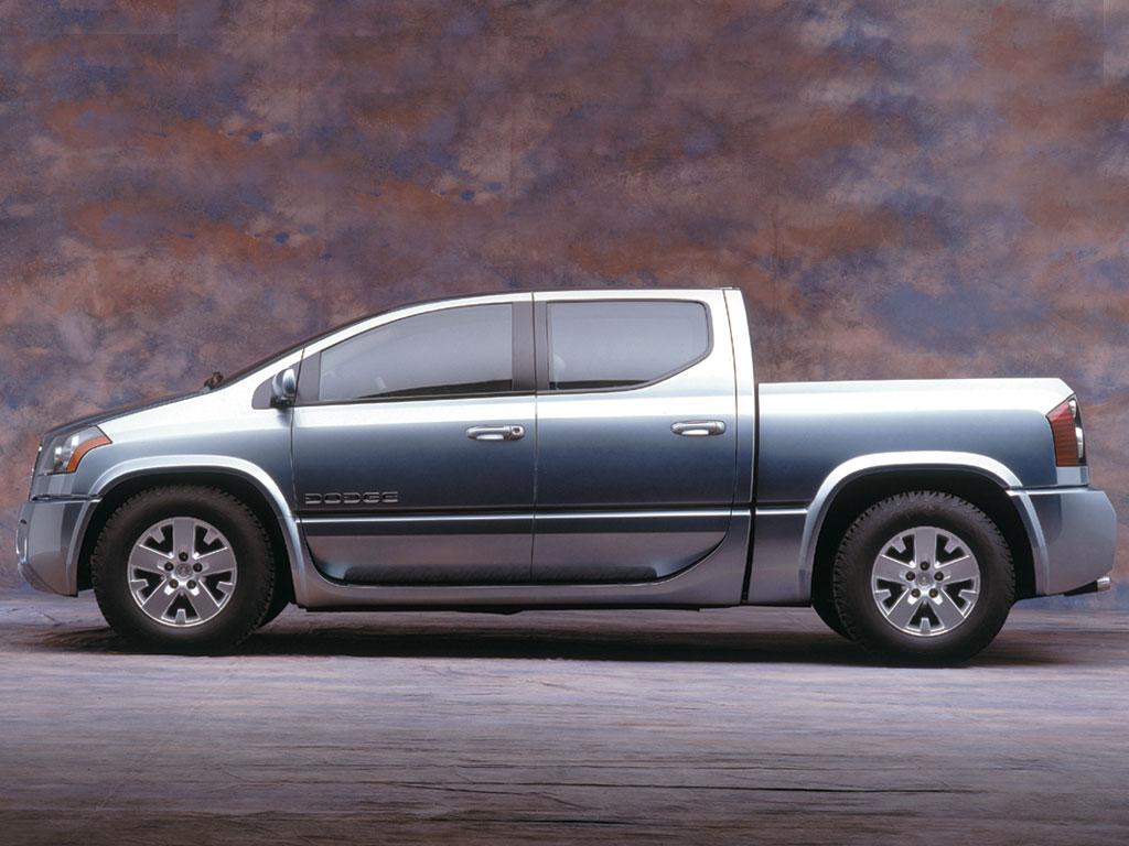 Dodge MaxxCab Concept (2000)