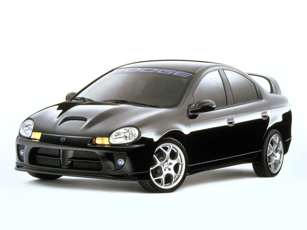 Dodge Neon SRT Concept (2000)