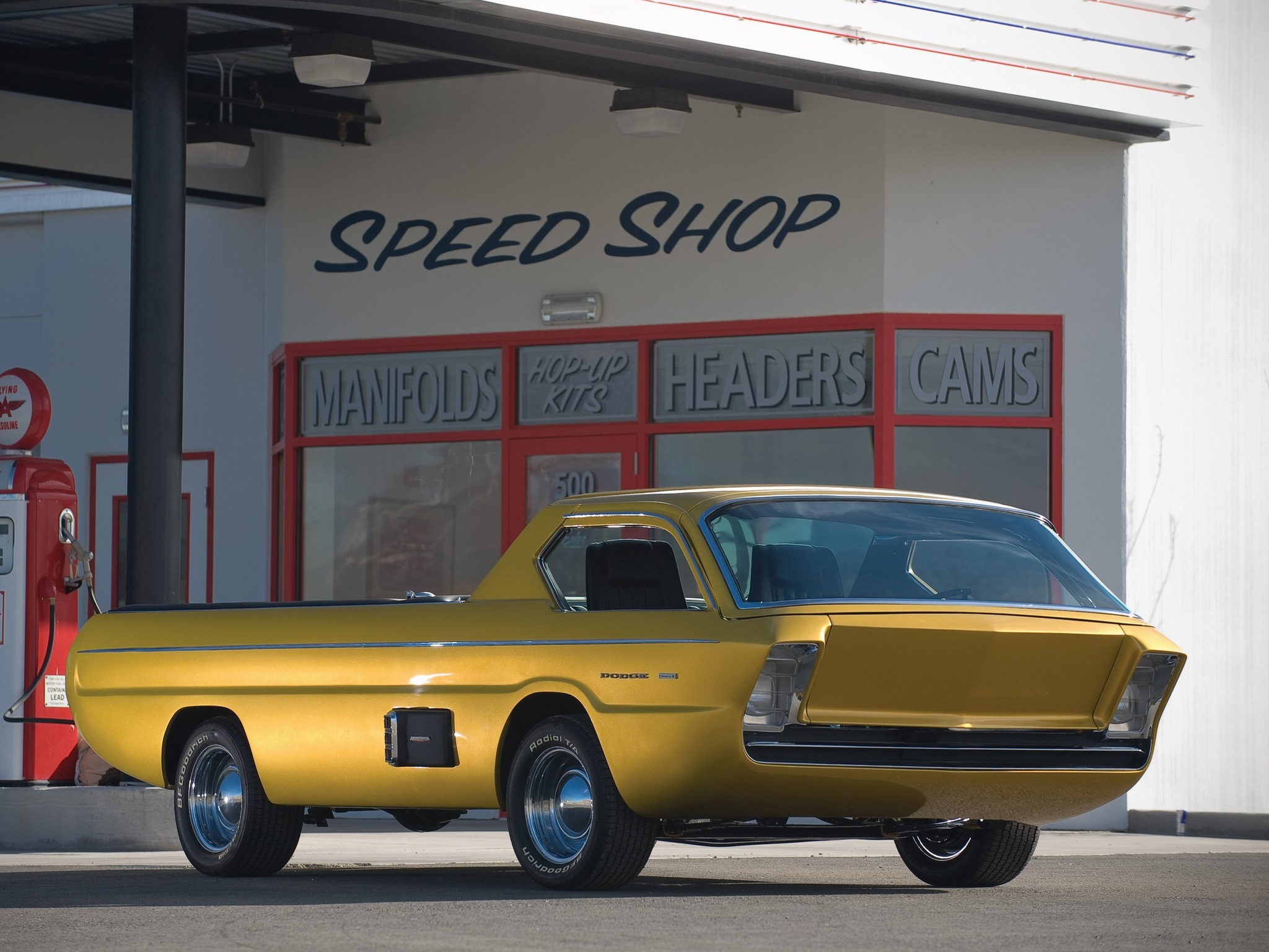 Dodge Pickup Deora (1965) – Old Concept Cars