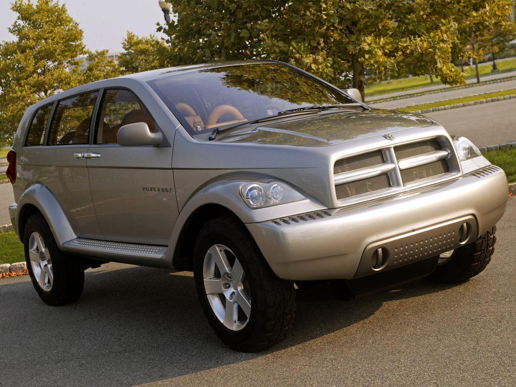 Dodge PowerBox Concept (2001)