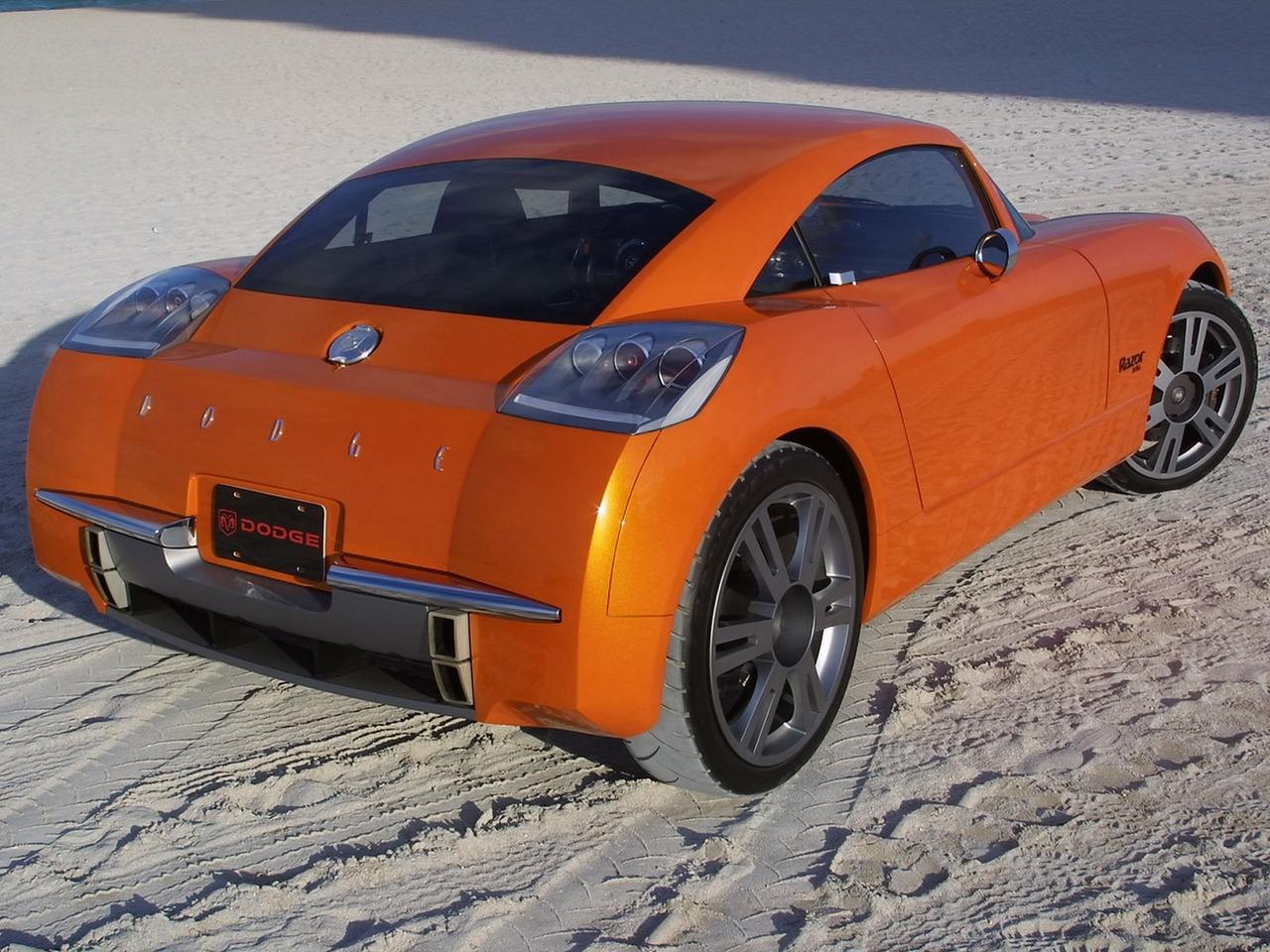 Subaru Dealer Near Me >> Dodge Razor Concept (2002) - Old Concept Cars