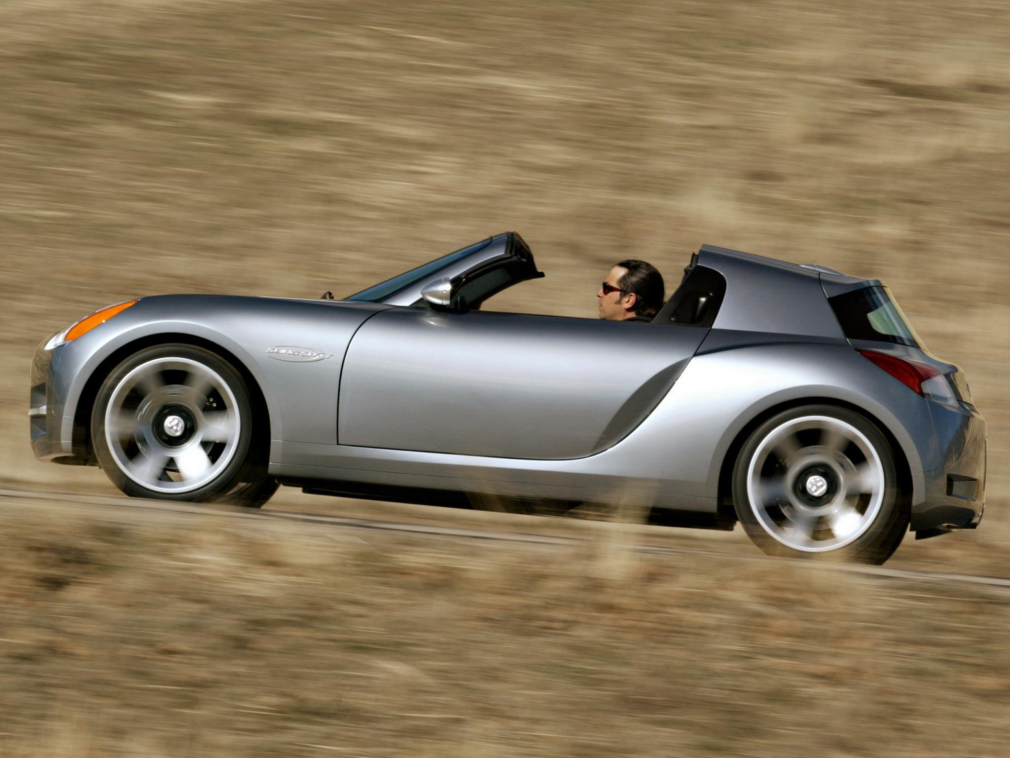 Saab Dealer Near Me >> Dodge Sling Shot Concept (2004) - Old Concept Cars