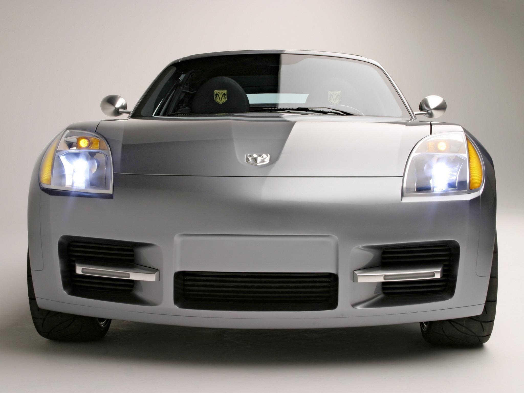 dodge sling shot concept   concept cars