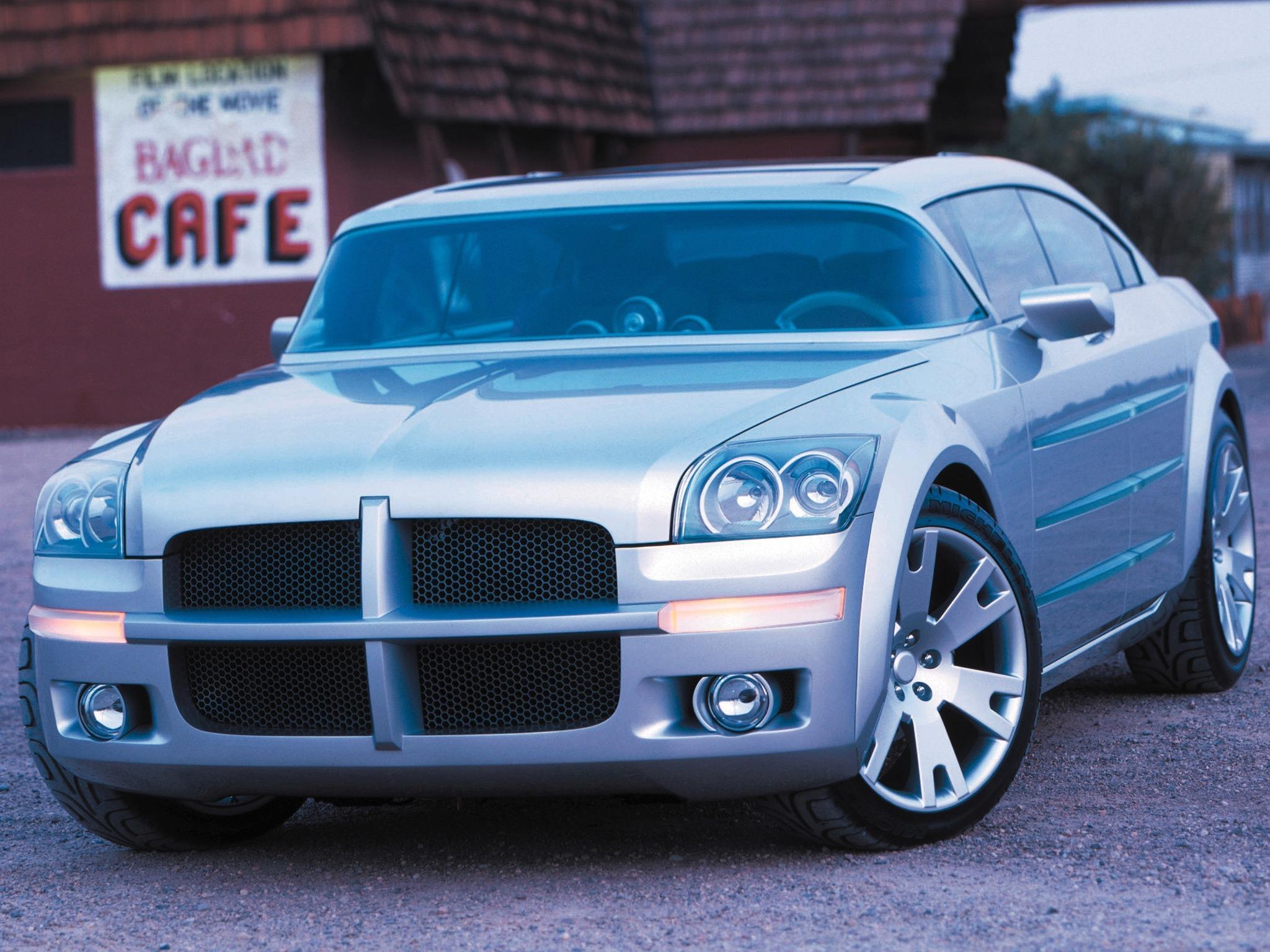 Dodge Super8hemi Concept 2001 Old Concept Cars