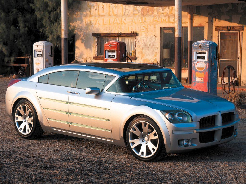 Dodge Super8hemi Concept (2001)