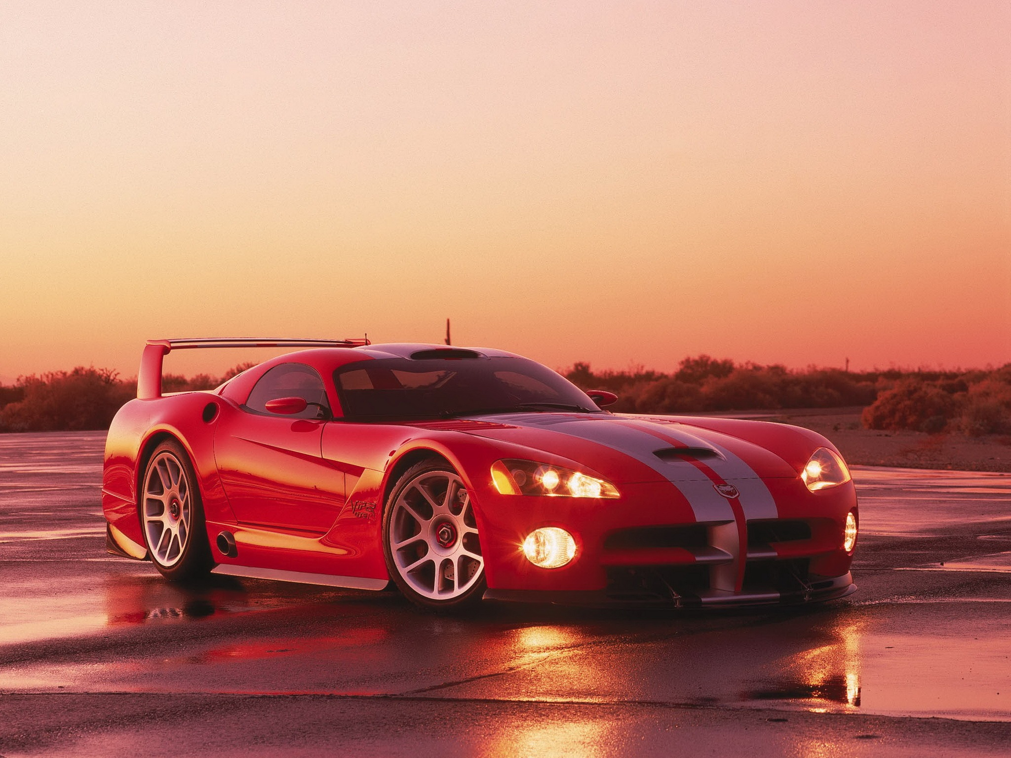 Dodge Viper GTS-R Concept (2000) – Old Concept Cars