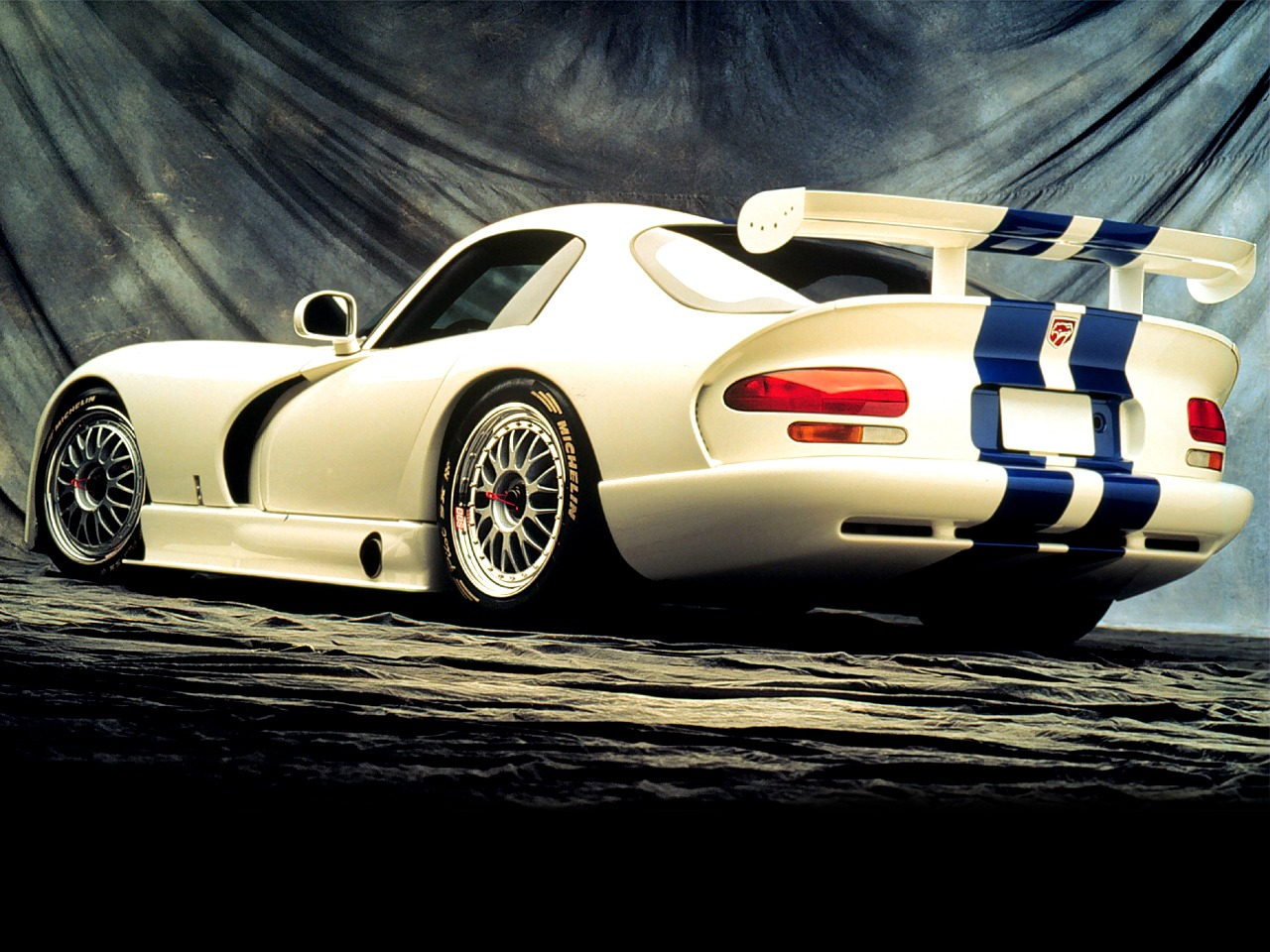 Dodge Viper GTS-R Race Car Prototype (1995) – Old Concept Cars