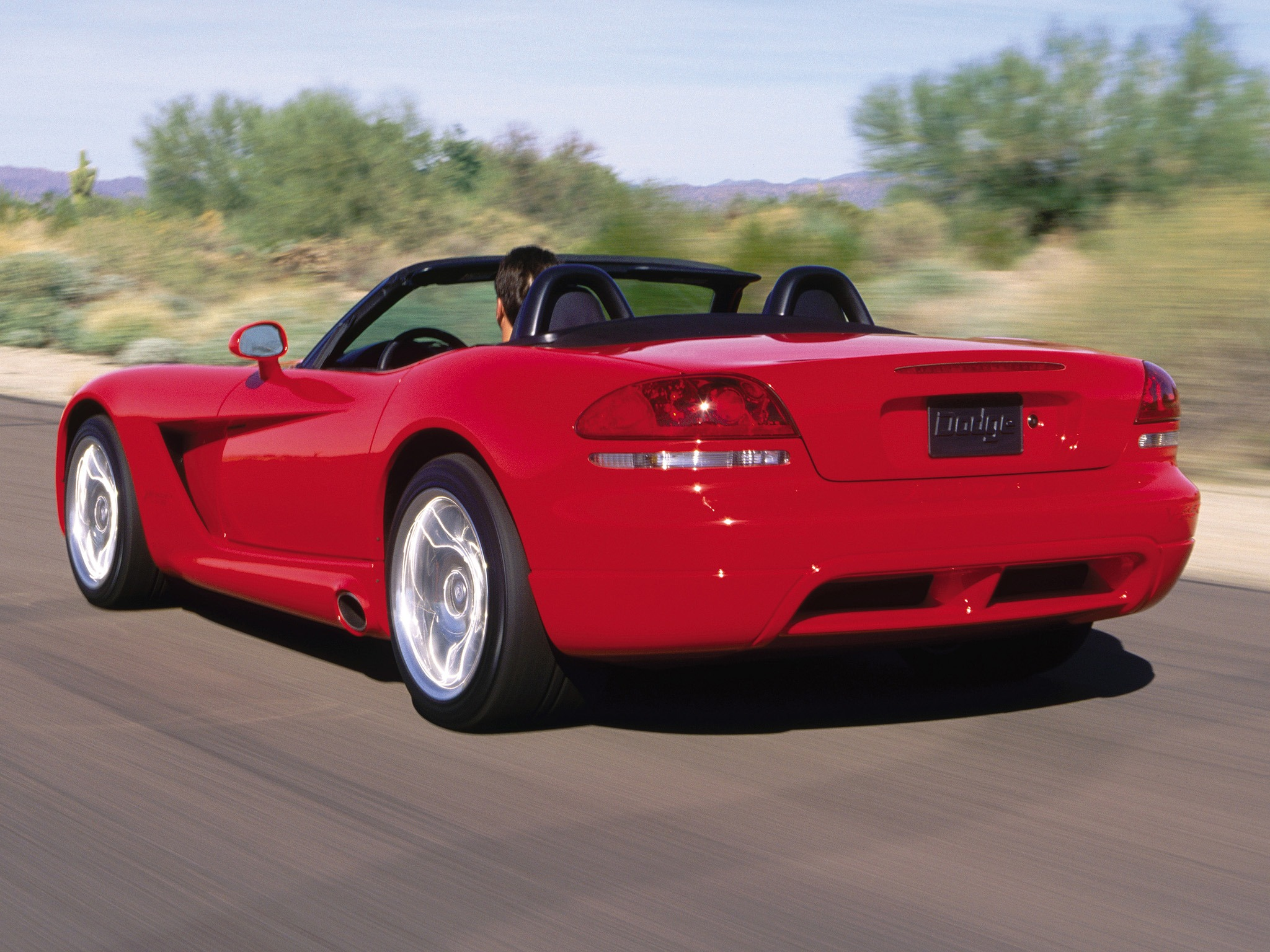 Dodge Viper Rt 10 Concept 2001 Old Concept Cars