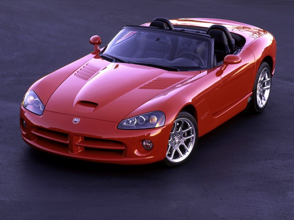 Dodge Viper RT/10 Concept (2001)